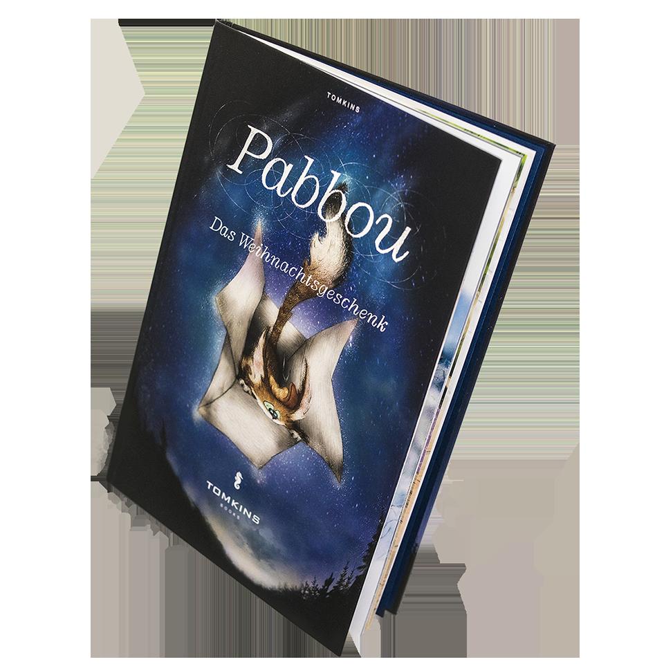 Pabbou – Das Weihnachtsgeschenk – Tomkins