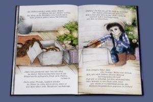 Pabbou - Das Weihnachtsgeschenk – Seiten 24 und 25